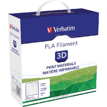 VB-55268 Filament pla 1.75 mm 1 kg wit Verpakking foto