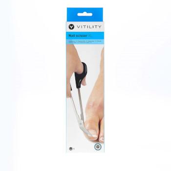 VIT-70110080 Hulpmiddel lichaamsverzorging - nagelschaar xl  foto