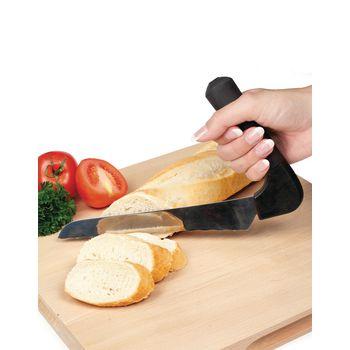 VIT-70210130 Ergonomisch brood mes Product foto