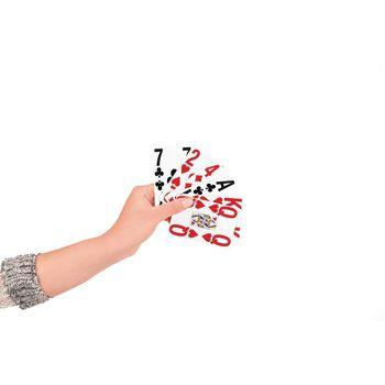 VIT-70410060 Speelkaarten In gebruik foto