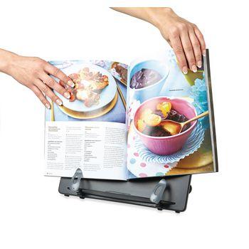 VIT-70410260 Leeshulpmiddel - boekenstandaard In gebruik foto