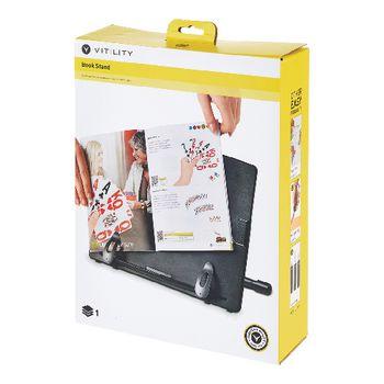 VIT-70410260 Leeshulpmiddel - boekenstandaard Verpakking foto