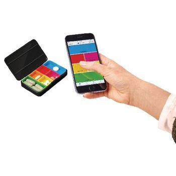 VIT-90610050 Pillendoosje - met app In gebruik foto