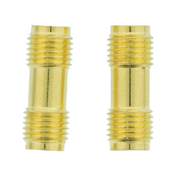 VLSP02940A Sma-adapter sma female - sma female goud Product foto