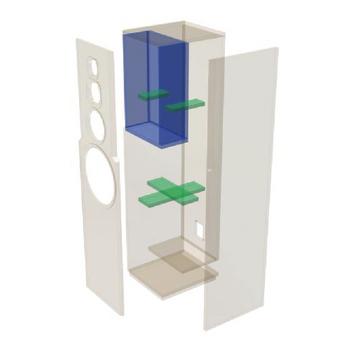 VS-LSK5920 Inbouw speaker In gebruik foto