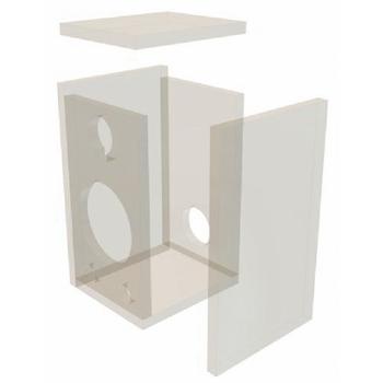 VS-LSK5966 Shelf-mounted speaker alto i In gebruik foto