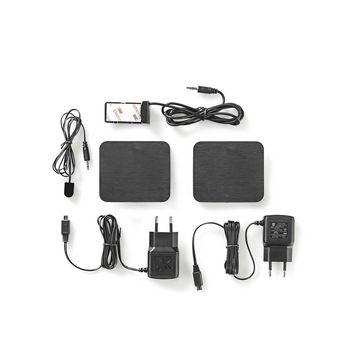 VTRA3405BK Draadloze hdmi™-zender | 1080p | 2,4 ghz | 40.0 m Inhoud verpakking foto