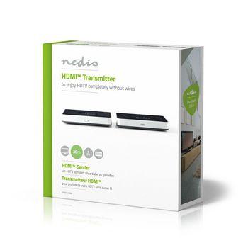 VTRA3410BK Draadloze hdmi-zender | 1080p | 5 ghz | 30 m Verpakking foto