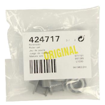 W2-10527S Vaatwasser korfwiel grijs Verpakking foto