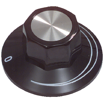 W4-44084 Knop oven origineel onderdeelnummer 524.817