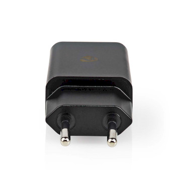 WCHAC242ABK Oplader | 1x 2,4 a | outputs: 1 | usb-a | usb type-c™ (los) kabel | 1.00 m | 12 w | enkele vol Product foto