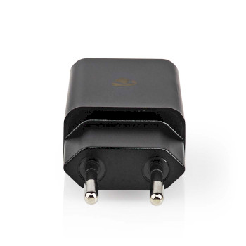 WCHAM213ABK Oplader | 1x 2,1 a | outputs: 1 | poorttype: usb-a | micro-usb | 1.00 m | 10.50 w | enkele voltage s Product foto