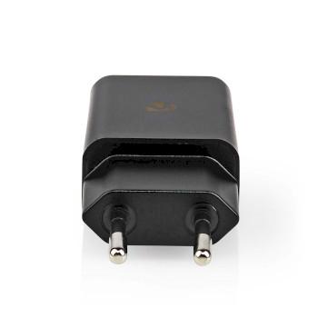 WCHAU212ABK Oplader | 1x 2,1 a | outputs: 1 | usb-a | geen kabel inbegrepen | 10.50 w | enkele voltage selectie Product foto