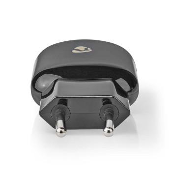 WCHAU241ABK Oplader   1x 2,4 a   outputs: 1   poorttype: usb-a   geen kabel inbegrepen   12 w   enkele voltage s Product foto