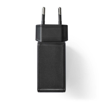 WCHAU481ABK Oplader | snellaad functie | 2x 1,0 a / 2x 2,4 a | outputs: 4 | 4x usb-a | geen kabel inbegrepen | 2 Product foto