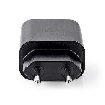 WCPD18W102BK Oplader | 1x 3,0 a | outputs: 1 | usb-c™ | geen kabel inbegrepen | 18 w | automatische voltage Product foto