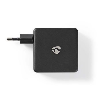 WCPD30W110BK Oplader   snellaad functie   pd3.0 30w / qc3.0   2x 3,0 a   outputs: 2   usb-a / usb-c™   geen Product foto