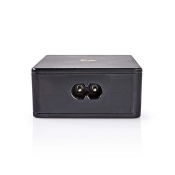 WCPD30W120BK Oplader | snellaad functie | pd3.0 30w / qc3.0 | 2x 3,0 a / 3x 2,4 a | outputs: 5 | usb-c™ / 4 Product foto