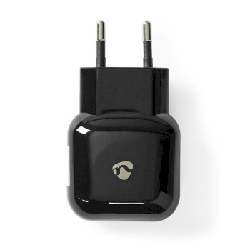 WCQC301ABK Oplader | 1x 3,0 a | outputs: 1 | poorttype: usb-a | geen kabel inbegrepen | 18 w | automatische vol Product foto