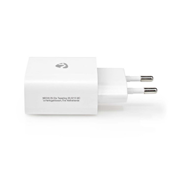 WCQC302AWT Oplader   1x 3,0 a   outputs: 1   poorttype: usb-a   geen kabel inbegrepen   18 w   automatische vol Product foto