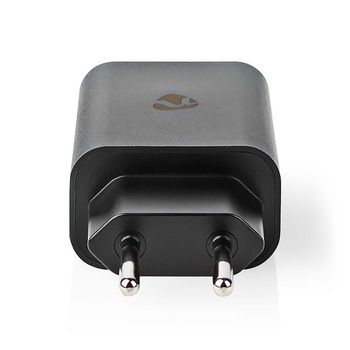 WCQC402ABK Oplader | snellaad functie | pd3.0 27w / pd3.0 30w / qc4.0 32w | 1,5 a / 2 a / 2,5 a / 3,0 a | outpu Product foto