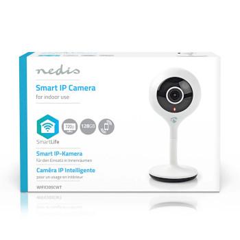 WIFICI05CWT Smartlife camera voor binnen | wi-fi | hd 720p | cloud / microsd | nachtzicht | android™ & ios Verpakking foto