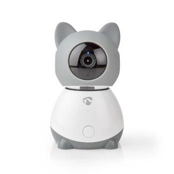 WIFICI30CGY Smartlife camera voor binnen | wi-fi | full hd 1080p | kiep en kantel | cloud / microsd | met bewegi