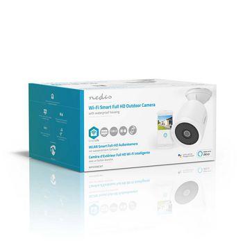 WIFICO50CWT Smartlife camera voor buiten   wi-fi   full hd 1080p   ip65   cloud / microsd   5,0 v dc   met beweg Verpakking foto