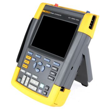 190-502/EU Handheld oscilloscope scopemeter 2x500 mhz 5 gs/s Product foto