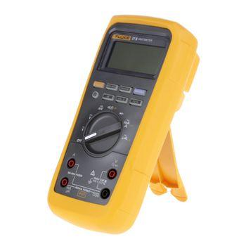 27-II/EUR Digitale multimeter fluke 27-ii/eur rms 6000 cijfers 1000 vac 1000 vdc 10 adc Product foto