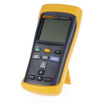 52 II Thermometer 2x -250...+1767 °c Product foto