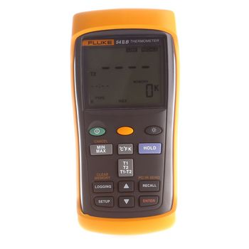 54-2 B Thermometer 2x -250...+1767 °c Product foto