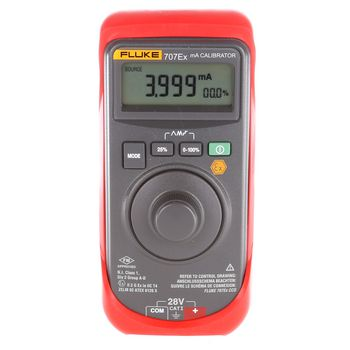 707EX Intrinsically safe current loop calibrator Product foto