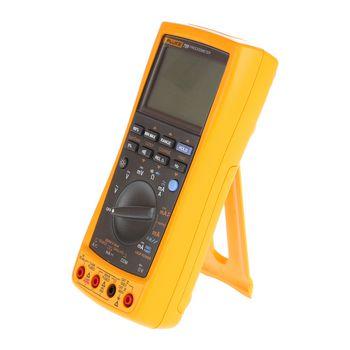 789/E Process multimeter, trms ac, lcd / backlight, 1000 vac, 1000 vdc, 1 adc Product foto